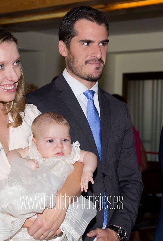fotografo de bautizo en Madrid