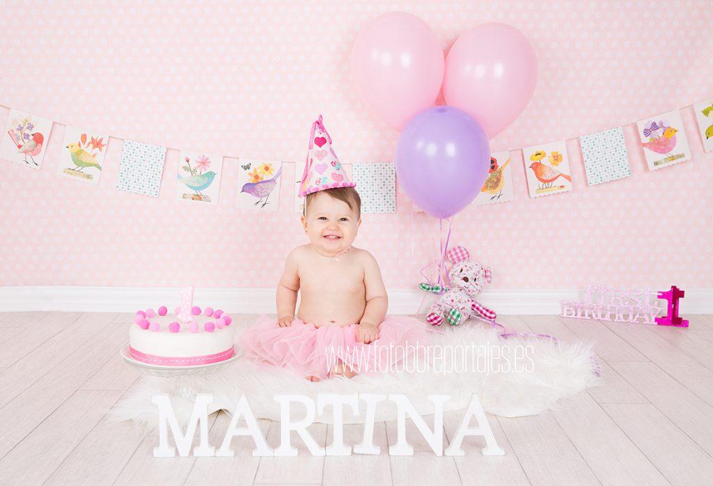 Fotos de bebés cumpleaños