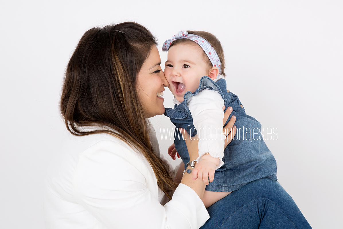 reportaje fotográfico por el día de la madre