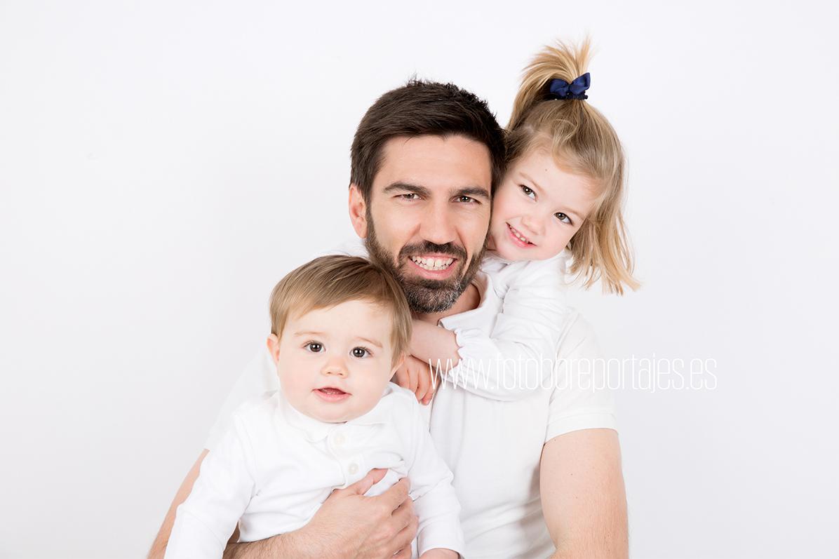 estudio fotográfico día del padre
