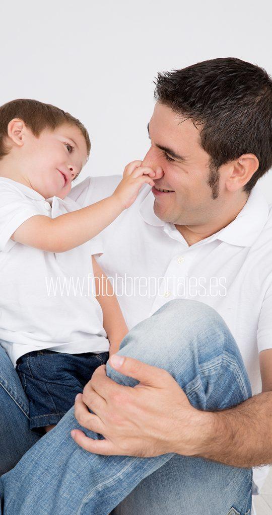 sesion de fotos por el día del padre