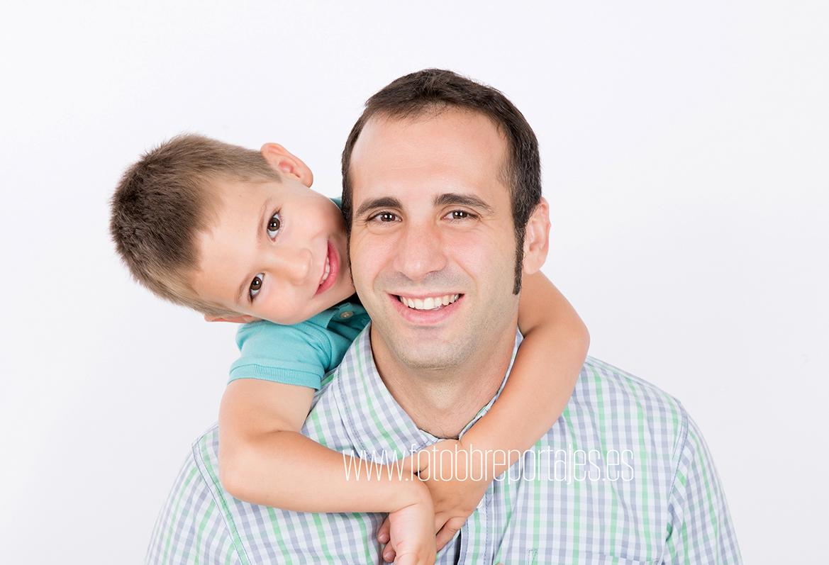 fotos padre e hijo