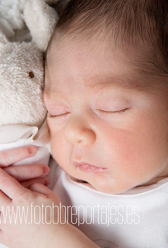 reportaje fotografico de recien nacido