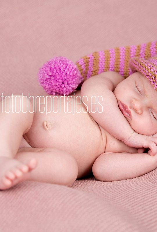 fotografa de recién nacidos
