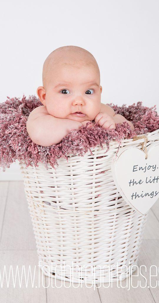 fotografo de bebés en Madrid
