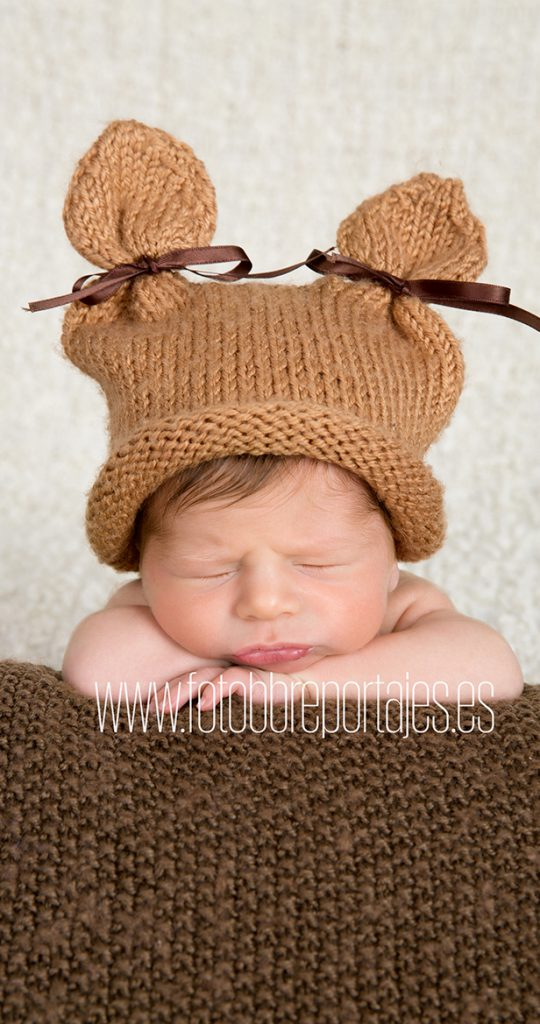 sesion fotografica de bebes Pozuelo de Alarcon