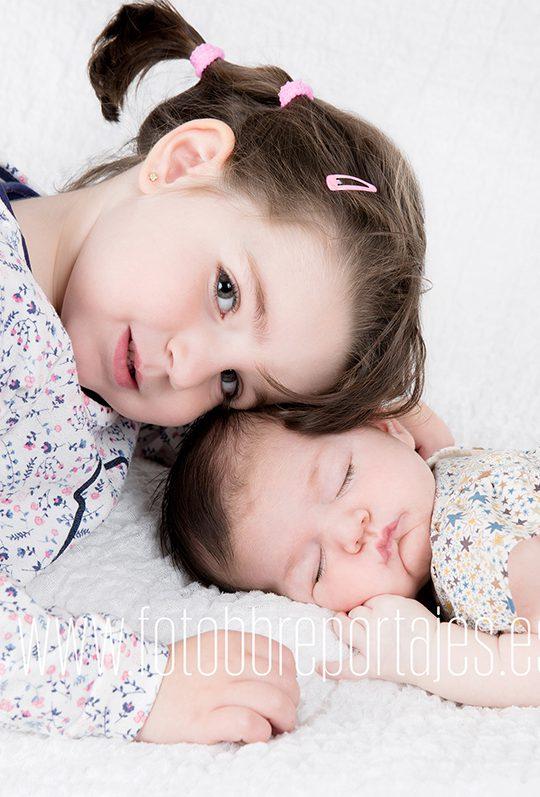 reportaje fotografico bebe