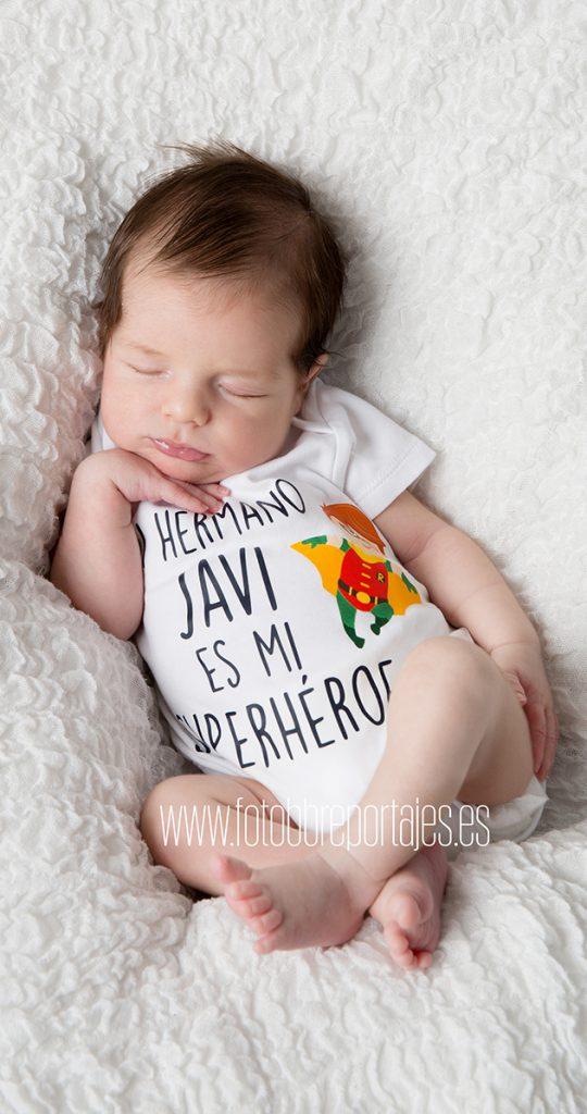 reportaje fotografico recien nacido