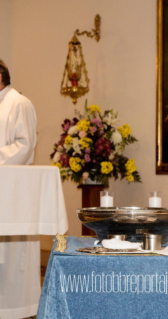 Fotos bautizo Madrid
