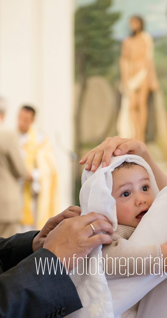 Fotos bautizo Pozuelo