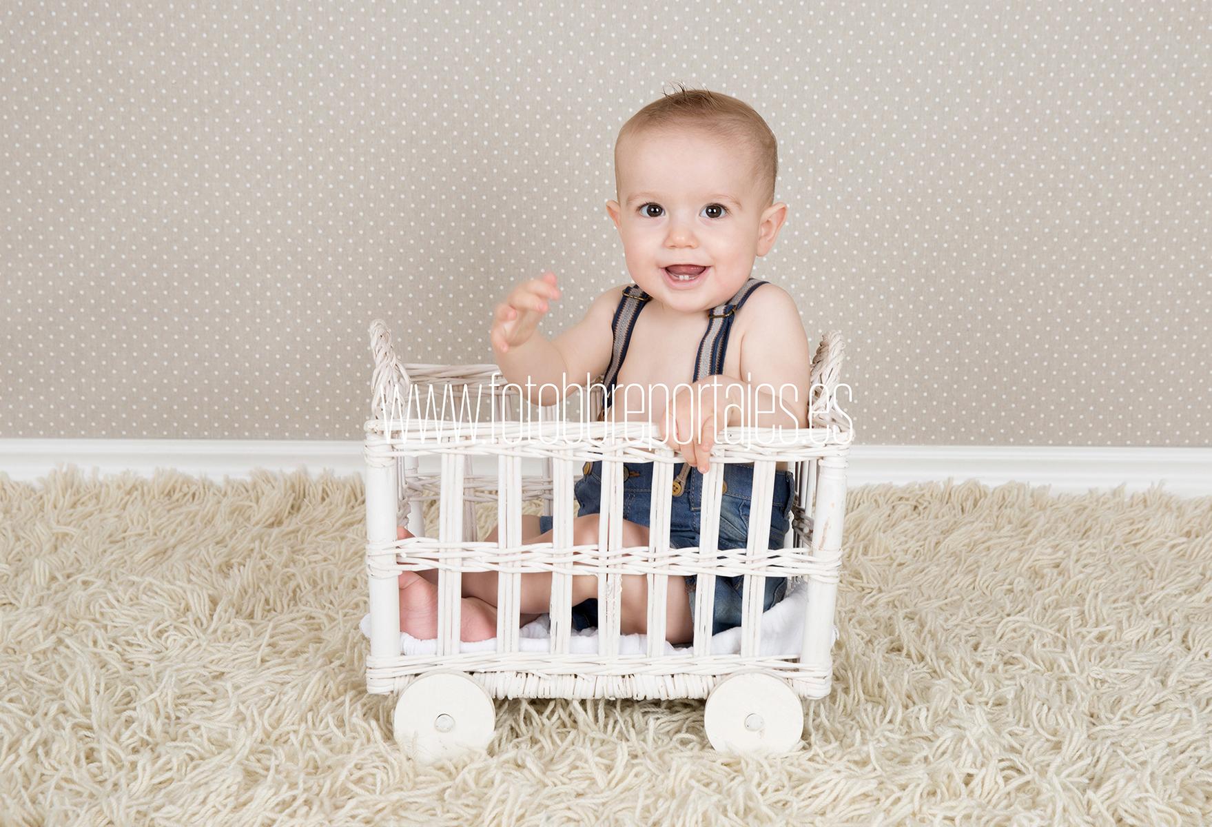 Fotos bebés cumpleaños