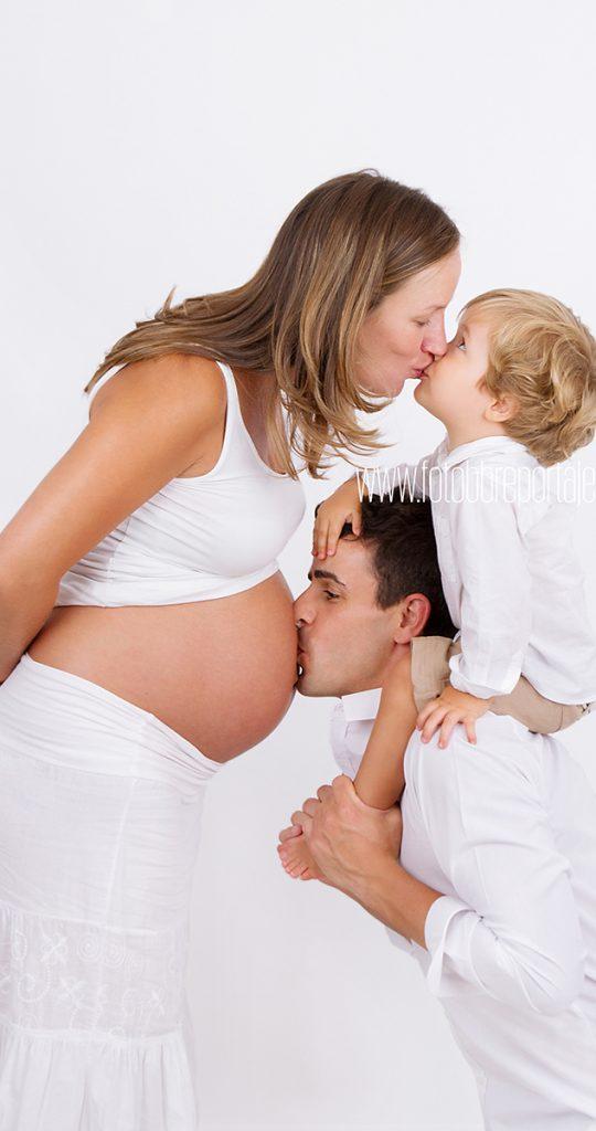 Fotos embarazo Pozuelo